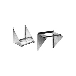 American Metal 6HS-WS Chimney Pipe Wall Support