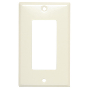 Mulberry Metals 84401 IVY 1G GFCI Wall Plate