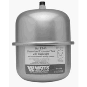 Watts Water ETX-30 4.7 Gallon Hydron Expansion Tank