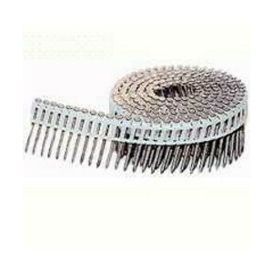 Maze Nails CLCEM117017 Double Coil Collated Siding Nail, 0.095 In X 2-1/2 In, 15 Deg, Steel
