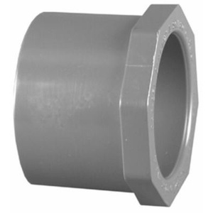 Charlotte Pipe PVC 08107  4000HA 2 By 1-1/2 Inch Schedule 80 Bushing
