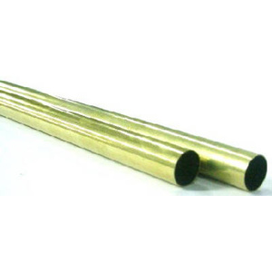 K&S Engineering 9121 0.014 By 19/32 By 36 Inch Brass Tube