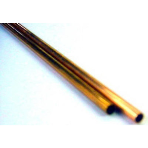 K&S Engineering 9511 0.014 By 3/16 By 36 Inch Copper Tube