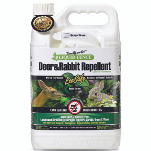 Spectrum HG-70109 Liquid Fence Gallon Ready To Use Deer Repellent