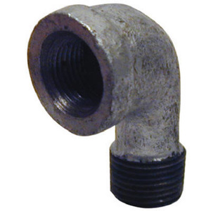 PanNext Fittings G-S9002 1/4 Inch Galvanized Street Elbow