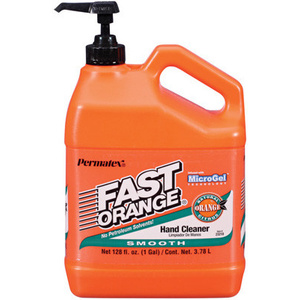 Permatex 23218 Fast Orange Hand Cleaner Fast Orange