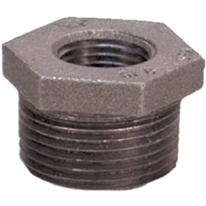 Anvil 8700129409 1-1/4 By 1/2 Inch Black Pipe Bushing