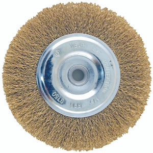 Vulcan 322551OR Wire Wheel With Hole 4 Inch Coarse