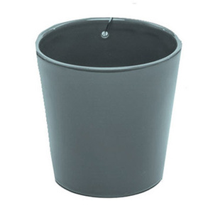 Deroma 5700594A 4.9X4.7 Teal Wall Pot