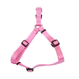 Coastal Pet 06645 A PKB32 3/4 Inch Adjustable Pink Bright Harness Adjusts 20 Inch To 30 Inch