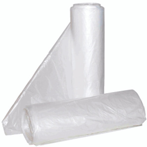 Aluf Plastics HC-366017C 50 To 55 Gallon Commercial Can Liners Hi Lene - High Density