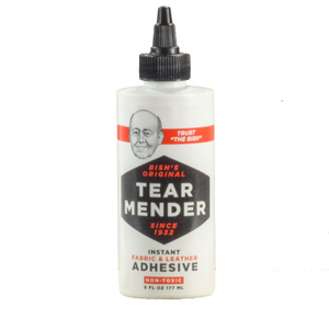 Tear Mender TG-6H Fabric And Leather Adhesive 6 Ounce