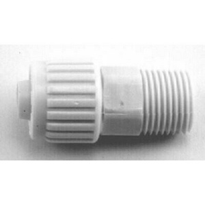 Flair It 16842 1/2 By 1/2 Male Adapter