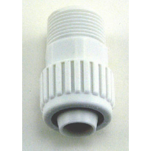 Flair It 16848 3/4 By 3/4 Male Adapter