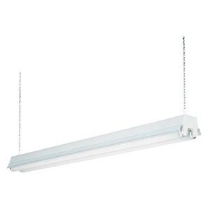 Lithonia Lighting 1233/147YPY 48 Inch 2 Light Shop Fixture