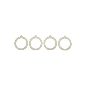 Harold Import 9924 Rubber Canning Rings Pack Of 4