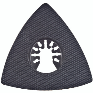 RichPower GAMT711 Genesis Hook And Loop Backing Pad 3-1/8 Inch