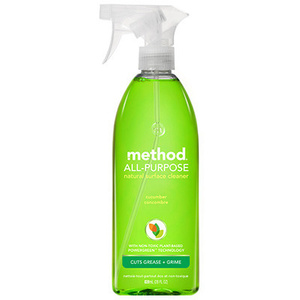 Method Products 00002 28 Ounce Cucumb AP Cleaner