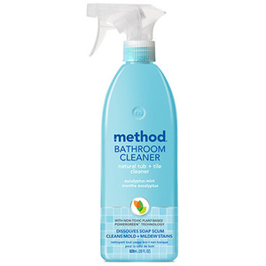 Method Products 00008 28 Ounce Tub/Tile Cleaner