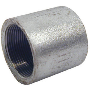 PanNext Fittings MG-S10 1 Inch Galvanized Merchant Coupling