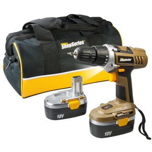 Rockwell RC2804K2 Rockwell Shop Series 18 Volt 3/8 Inch Drill Driver Set