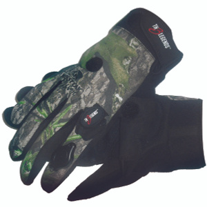 Safety Works SWX00151 TH3 Legends Gloves Mossy Oak Camo Led