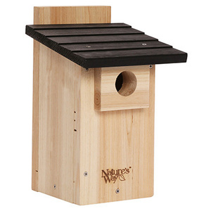 Natures Way CWH4 Ced Bluebird View House
