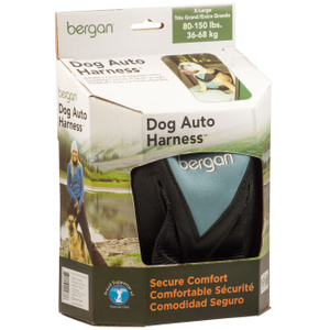 Bergan 88233 Automotive Dog Harness With Adjustable Tether For Extra Large Sized Dogs