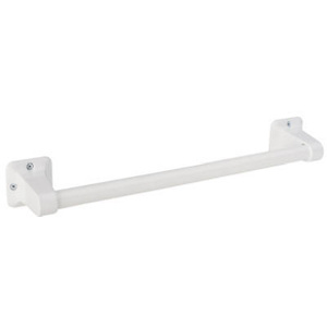 Liberty Hardware DF516W 16 Inch White Resid Grab Bar