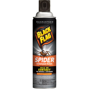 Spectrum HG-11027 Black Flag 16 Ounce Spider/Scor Killer