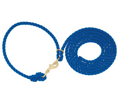 Weaver Leather 35-4040-BL 1/2X10 BLU Neck Rope