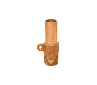 Simmons 9486 Adapter Rope Brnz 1in