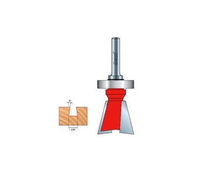 Freud 22-102 3/8 Inch Dovetail Router Bit