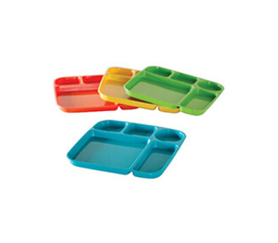 Nordic Ware 69600 Tray Party Asst Colors 4 Pack