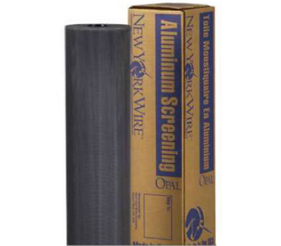 Saint Gobain FCS10610-M Opal 42 By 100 Ft Charcoal Aluminum Screen Wire