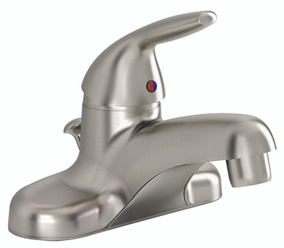 American Standard 9316110.295 Jocelyn Single Handle Lavatory Faucet With Popup Satin Nickel