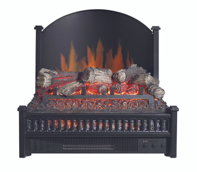 World Marketing ELCG364/ELCG347 Insert Fireplace Ele W/Heater