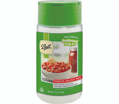 Jarden 72105 / 1440072105 Ball Fiesta Salsa Mix Flex Batch 6.7 Ounce