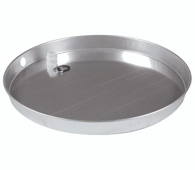 Camco 20800 Drain Pan Aluminum 20In