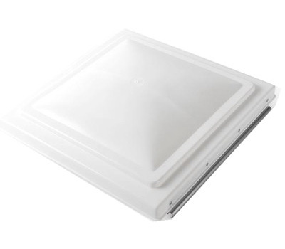 Camco 40155 White Rv Vent Lid