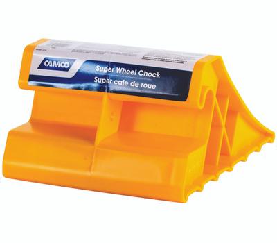 Camco 44492 Wheel Chock Super Poly