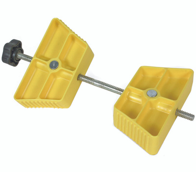 Camco 44622 Wheel Stop 1 Piece