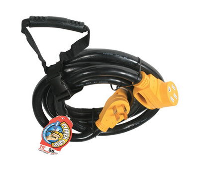 Camco 55194 15 Foot 50a Rv Pwr Ext Cord