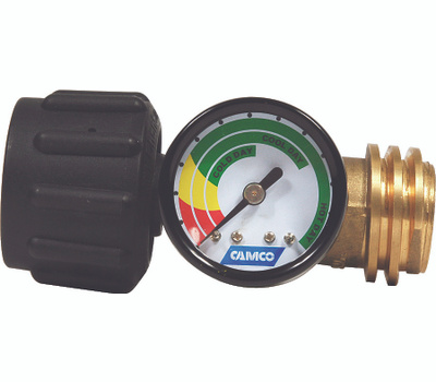 Camco 59023 Propane Gas Gauge / Leak Detector For Type I Gas Grills Rv's And Boats