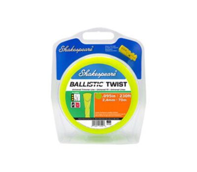 Shakespeare 17249 Line Trmmr Twist 0.095inx230ft