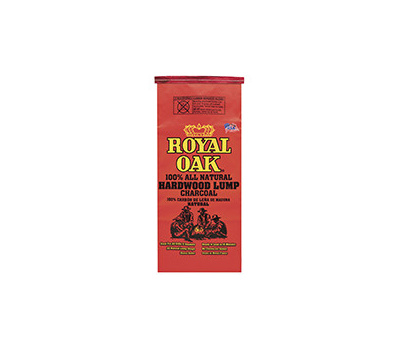 Royal Oak 195-228-123 Lump Charcoal Royal Oak 8 Pound