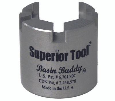 Superior Tool 03825 Wrench Faucet Nut Universal