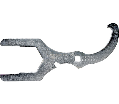 Superior Tool 03845 All-Purpose Universal Sink Drain Wrench