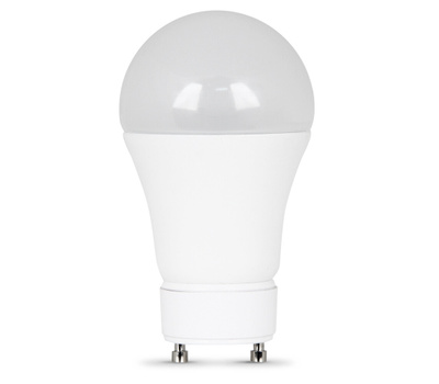 Feit Electric A19/DM/800/GU24/L Dimmable A19 GU24 Base LED 800 Lumen 10W Replacement Bulb For 60W Standard