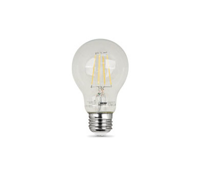 Feit Electric A1940/CL/LED/2 Led A19 3.6w/40w Med 2700k Clr